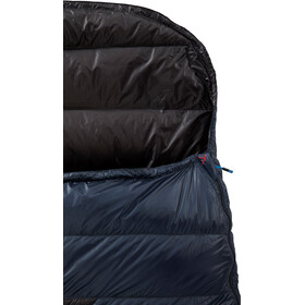 Y by Nordisk Passion One Sleeping Bag L, Navy/Black
